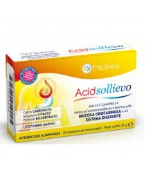 Acid Sollievo 20cpr