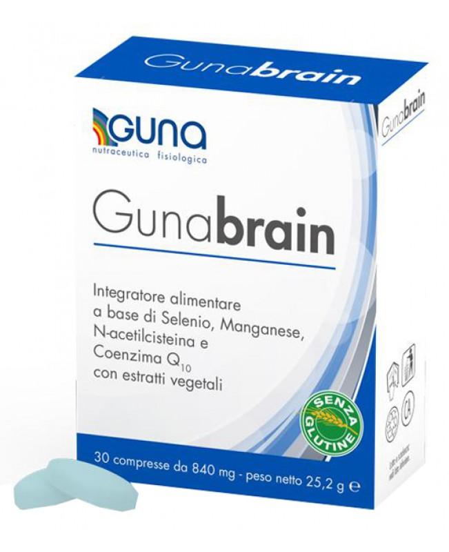 Gunabrain 30cpr