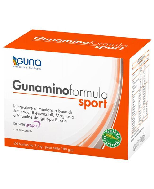 Gunamino Form Sport 24bust