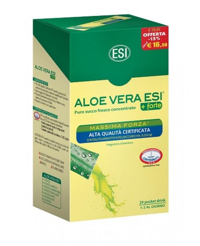 Aloe Vera 24pocket Drink Mass