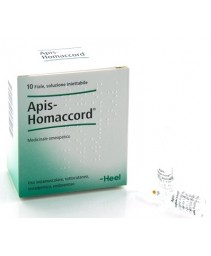 Apis Homac 10f 1,1ml Heel