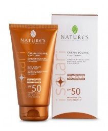 Solari Natures Crema Spf50